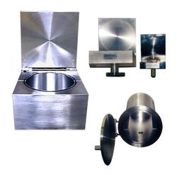 Helium Leak Detector Flapper Boxes - Standard & Custom Sizes
