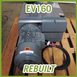 Edwards EV160 Oil Sealed Vacuum Pump - REBUILT