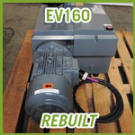 Edwards EV160 Oil Sealed Vacuum Pump - REBUILT