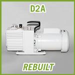 Leybold TRIVAC D2A Vacuum Pump - REBUILT