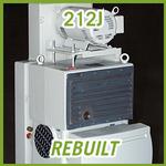 Edwards Stokes 212J Microvac Rotary Piston Vacuum Pump - REBUILT
