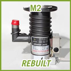 Agilent Varian M2 Diffusion High Vacuum Pump - REBUILT