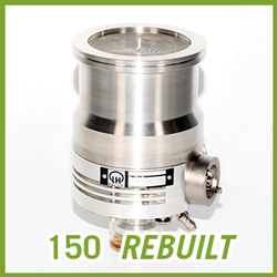 Leybold Vacuum TURBOVAC 150 Turbo Pump - REBUILT
