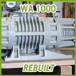 Leybold RUVAC WA 1000 Vacuum Blower - REBUILT