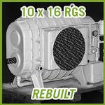 Roots 10 x 16 RGS HV Vacuum Blower - REBUILT