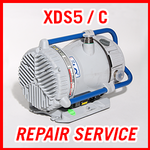 Edwards XDS5 / XDS5C - REPAIR SERVICE