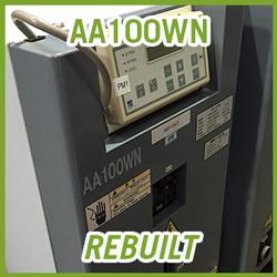 EBARA AA100WN Dry Vacuum Pump - REBUILT