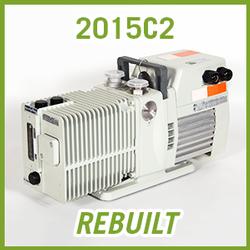 Pfeiffer Adixen Alcatel 2015C2 Pascal Vacuum Pump - REBUILT