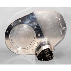 VAT 65148-PACW ISO-250 Vacuum Pendulum Control Valve