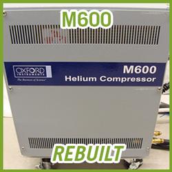 Oxford M600 Helium Compressor - REBUILT