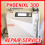Leybold PHOENIXL 300 Helium Leak Detectors - REPAIR SERVICE