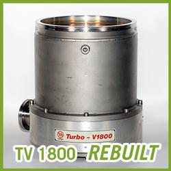 Agilent Varian TV 1800 Turbo Vacuum Pump - REBUILT