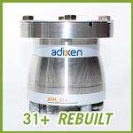 Adixen ATH 31+ Turbo Vacuum Pump - REBUILT