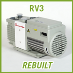 Edwards RV3 Two Stage Vacuum Pump - REBUILT