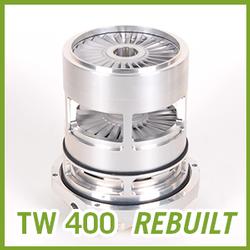 Leybold Vacuum TURBOVAC TW 400/300/25 Turbo Pump - REBUILT