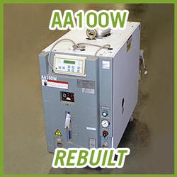 EBARA AA100W Dry Vacuum Pump - REBUILT