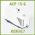Adixen Alcatel ACP 15 G Dry Vacuum Pump - REBUILT