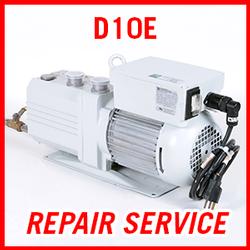 Leybold D10E - REPAIR SERVICE