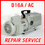 Leybold D16A / D16AC - REPAIR SERVICE
