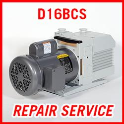 Leybold D16BCS - REPAIR SERVICE
