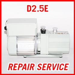 Leybold D2.5E - REPAIR SERVICE