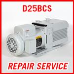 Leybold D25BCS - REPAIR SERVICE