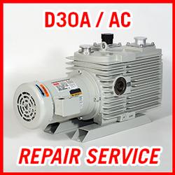 Leybold D30A / D30AC - REPAIR SERVICE