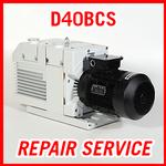 Leybold D40BCS - REPAIR SERVICE