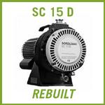 Leybold SCROLLVAC SC 15 D Dry Scroll Vacuum Pump - REBUILT
