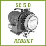 Leybold SCROLLVAC SC 5 D Dry Scroll Vacuum Pump - REBUILT