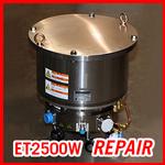 EBARA ET2500W - REPAIR SERVICE