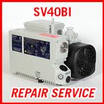 Leybold SV40BI / SV40BIFC - REPAIR SERVICE