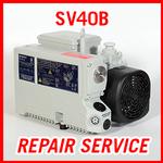 Leybold SV40B - REPAIR SERVICE