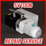 Leybold SV100B - REPAIR SERVICE