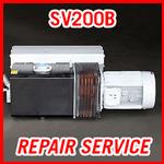 Leybold SV200B - REPAIR SERVICE