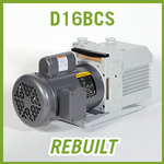Leybold TRIVAC D16BCS Vacuum Pump - REBUILT