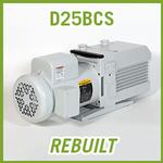 Leybold TRIVAC D25BCS Vacuum Pump - REBUILT