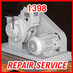 Welch 1398 - REPAIR SERVICE