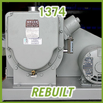 Welch DuoSeal 1374 Vacuum Pump - REBUILT
