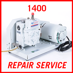 Welch 1400 - REPAIR SERVICE