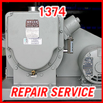 Welch 1374 - REPAIR SERVICE