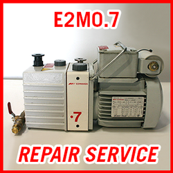 Edwards E2M0.7 - REPAIR SERVICE
