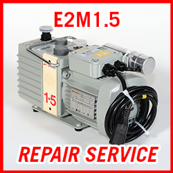 Edwards E2M1.5 - REPAIR SERVICE