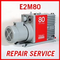 Edwards E2M80 - REPAIR SERVICE