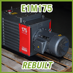 Edwards E1M175 Single Stage Vacuum Pump - REBUILT