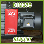 Edwards E1M275 Single Stage Vacuum Pump - REBUILT