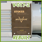 Edwards Stokes Microvane V-017-2 Vacuum Pump - REBUILT