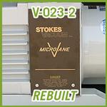Edwards Stokes Microvane V-023-2 Vacuum Pump - REBUILT