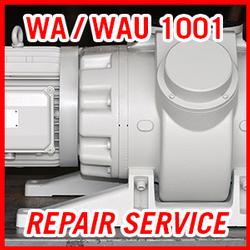 Leybold WA / WAU 1001 - REPAIR SERVICE
