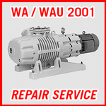 Leybold WA / WAU 2001 - REPAIR SERVICE